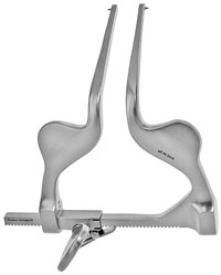 "Lumbar Lamina Spreader #1 3 1/2"" arm"