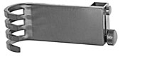 "Initial Incision short blade 25mm x 114mm (4 1/2"")"